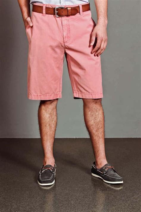 salmon colored shorts salmon khaki shorts the else