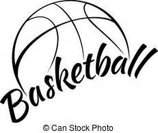Basketball Vector Clipart EPS Images 22417 Clip Art  sketch template