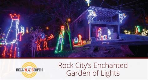 Rock City Enchanted Garden Of Lights Coupon Rock City Lights Photo Albums Fabulous Homes Interior Design Ideas