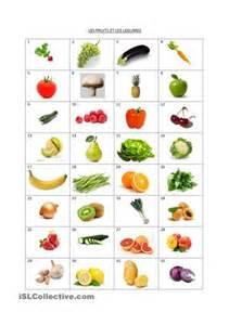 activites en maternelle sur les fruits sur