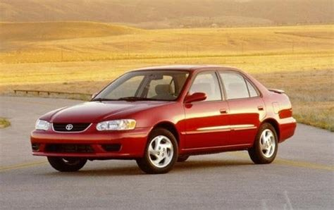 Used 2001 Toyota Corolla Sedan Pricing & Features   Edmunds