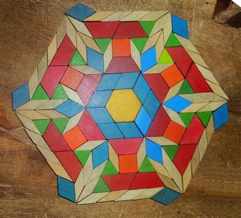 pattern blocks definition 611 mejores im 225 genes de material formas g en pinterest