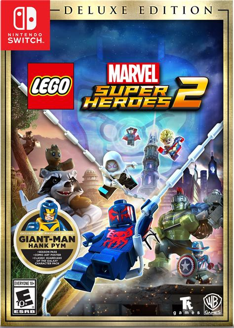 lego marvel heroes 2 switch ps4 xb one cheats walkthrough dlc guide unofficial books lego marvel superheroes 2 deluxe release date xbox one