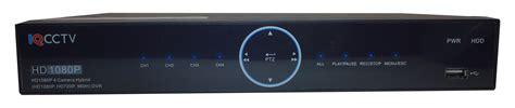 Dvr Avio Ahd 16 Channel 720p 1080p ahd hybrid dvr 1080p 960h 720p 4 inputs cameras by