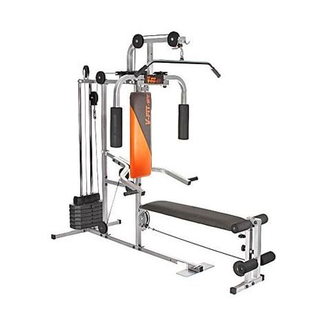 v fit st weight bench v fit herculean cobra lay flat multi gym