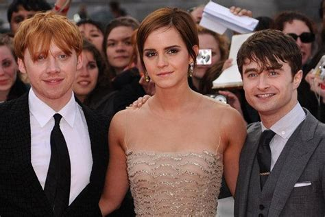 emma watson and daniel radcliffe final harry potter film premieres msnbc