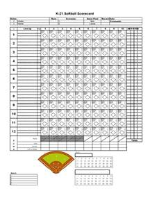 softball scorecard template softball score sheet 3 free templates in pdf word