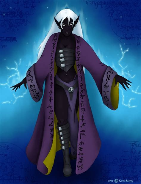 www drow drow wizard the neverwinter vault