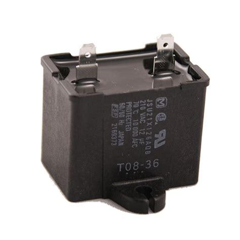 capacitor for refrigerator refrigerator capacitor for whirlpool sears ap6023677 ps11757023 w10662129 ebay