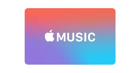 Apple 5 Gift Card - apple music gift cards apple