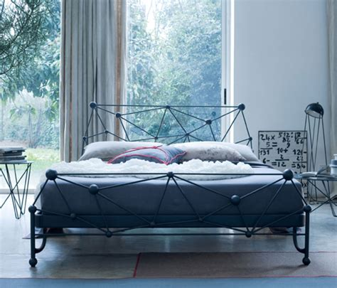 modern wrought iron bed astro by ciacci best design news