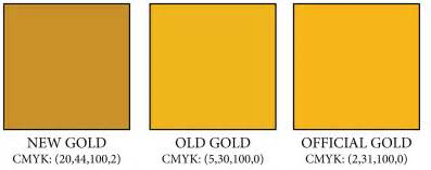 gold color number gold color code cmyk www imgkid the image kid has it