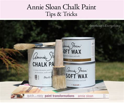 chalk paint guide sloan chalk paint tips tricks anything