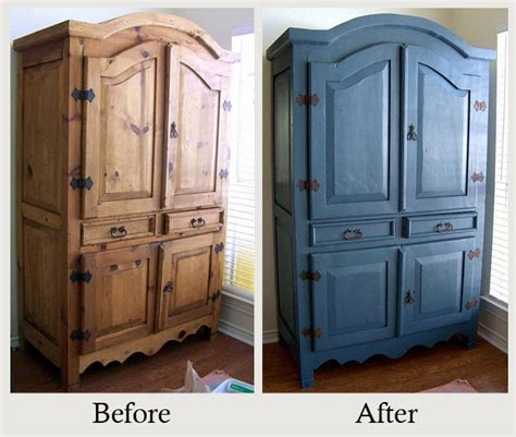 painted armoire furniture furniture makeovers the amazing power of paint