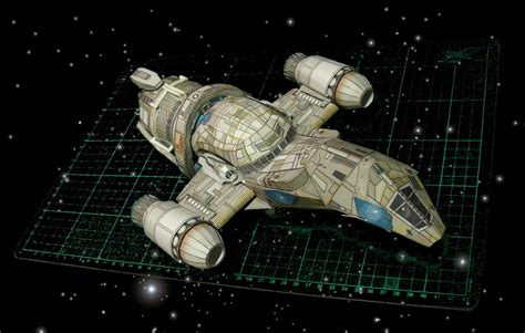 Firefly Papercraft - firefly serenity spaceship po archives