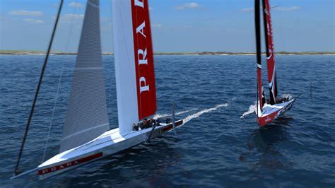 boat america america s cup considers the ac75 monohull design robb report
