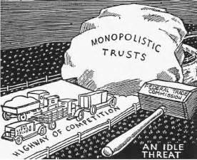 sherman antitrust act section 1 miranda s ap american blog lad 27 clayton anti trust act