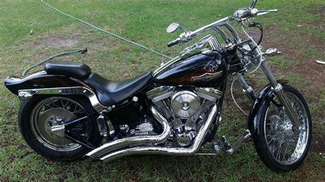 Harley Davidson Of Columbia Sc by 1999 Harley Davidson 174 Fxst Softail 174 Standard Rootbeer