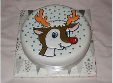 Christmas Cake Ideas | manorhousehomeeconomics Ideas For Decorating A Cake For Christmas
