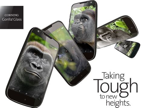 mobile phones with gorilla glass gorilla glass 5 corning gorilla glass