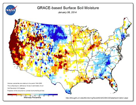 california drought map drought likely to be declared in california
