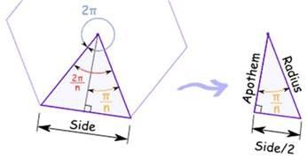 Interior Angle Decagon Measure Of Interior Angles Of A Regular Decagon