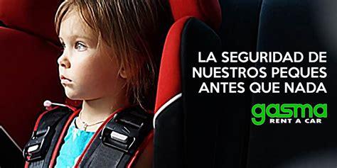 silla coche ni o 3 a os alquiler de coche con silla para beb 233 s y ni 241 os gasma
