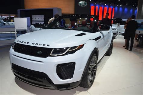 land rover range rover evoque convertible preview video