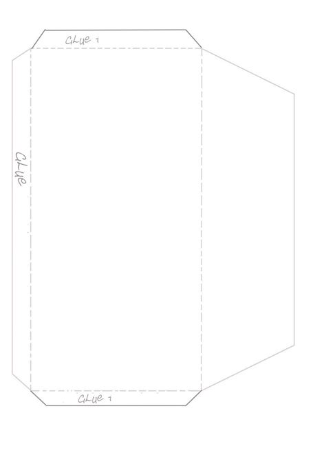 A4 Half Fold Card Template by Envelope Template For 10cm X 21cm Tri Card Sparkxcrafts