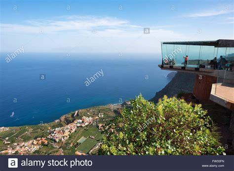 mirador glass glass walkway skywalk mirador de abrante agulo la