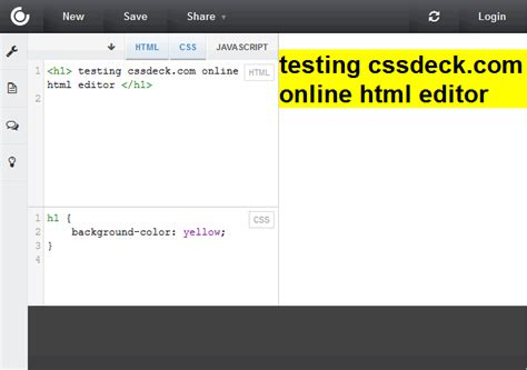 online layout creator html 32 best free online html editor