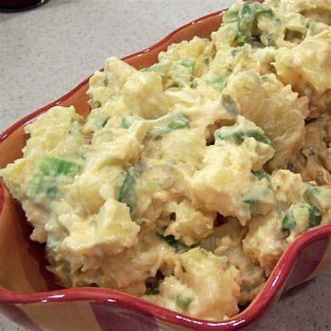 potato salad old fashioned potato salad recipe 5 just a pinch recipes