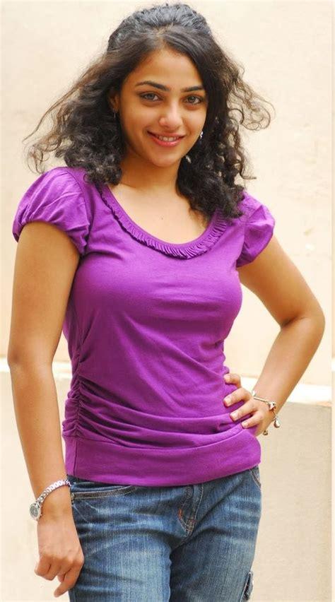 actress abhirami in jeans malayalam actress nithya menon rare photo set actress