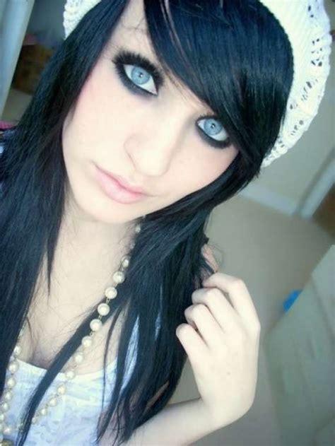 girl hairstyles names really pretty emo girls preciosa pinterest pretty