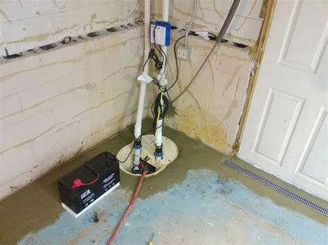 to drain water from basement triplesafe sump to drain water from basement