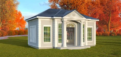colonial dog house hecate verona s smart dog houses will put your home to shame