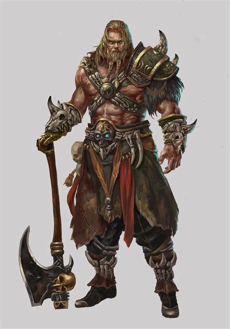 294 best barbarian images on pinterest character ideas