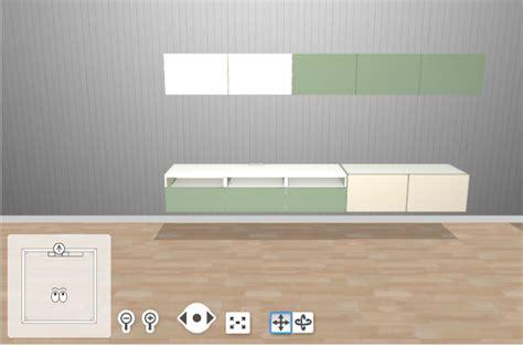 ikea besta zwevend ophangen monteren en aan muur bevestigen besta tv meubel werkspot