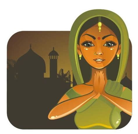 tutorial vector real coreldraw drawing an indian girl in vector step by step in coreldraw