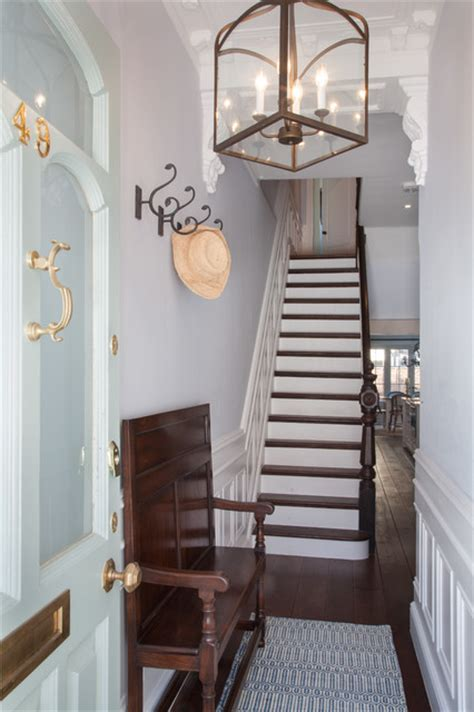 townhouse entryway ideas london townhouse