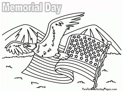 Coloring Pages Memorial Day memorial day coloring pages realistic coloring pages