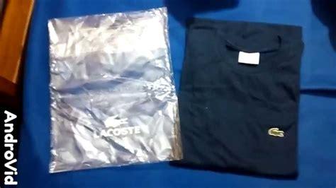 aliexpress chile aliexpress chile camiseta lacoste manga corta youtube