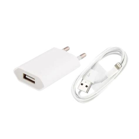 Charger Iphone 5 White jual apple original charger for iphone 5 or 5s white