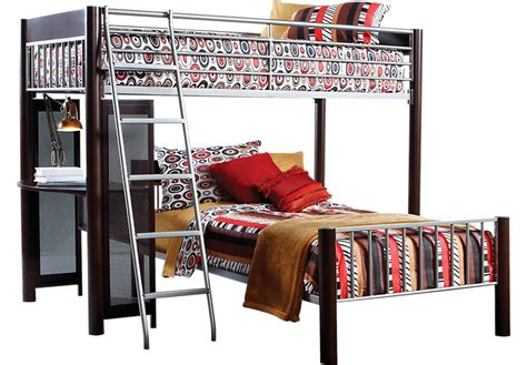 dorm loft bed dorm room merlot twin twin loft bed bunk loft beds dark wood