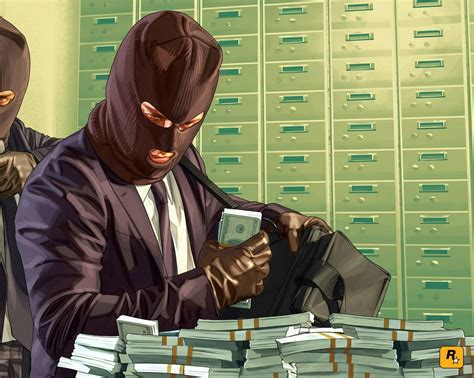 Best Mission To Make Money In Gta 5 Online - how to make loads of money in gta 5 pc gamer