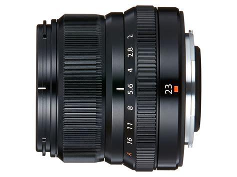 Fujifilm Fujinon Xf 23mm F2 R Wr Lensa Kamera fujifilm announces xf 23mm f2 r wr wide angle lens daily news