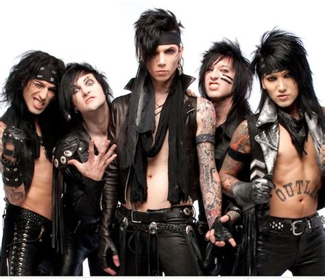 Black Veil Brides Rockers black veil s coming to a theater near you