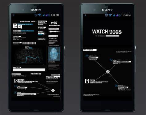 uccw themes samsung watch dogs ctos animus 1 28 hi tech cs th samsung