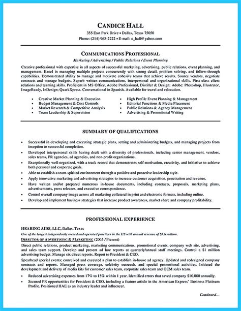 Athletic Director Resume by Starting Your Career Now With A Relevant Athletic Director