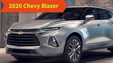 chevy blazer specs interior price youtube